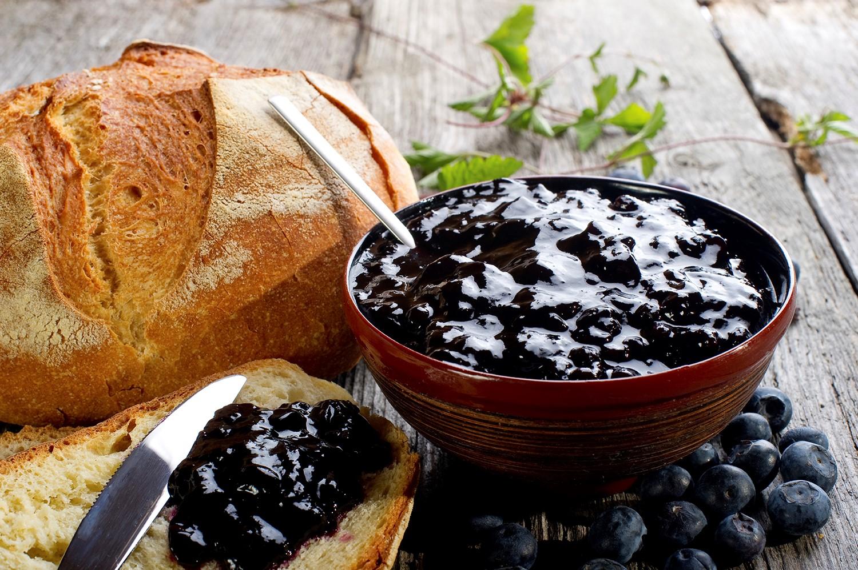 Черничное варенье - рецепты с фото на Повар. ру (16 рецептов) 24